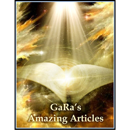 Ga Ra's Amazing Articles