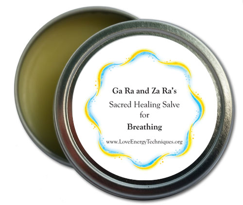 Sacred Healing Salve - Breathing