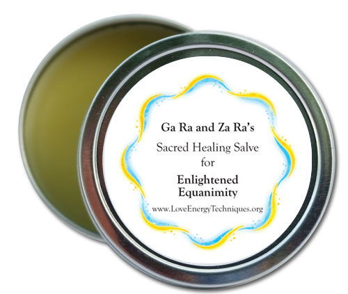 Sacred Healing Salves - Enlightened Equanimity